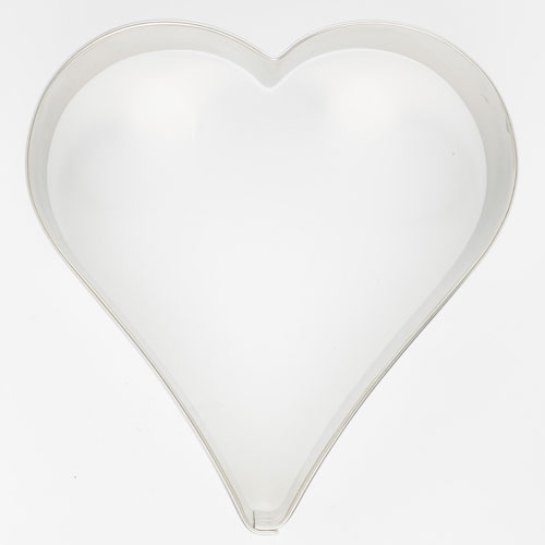 cortador coração
